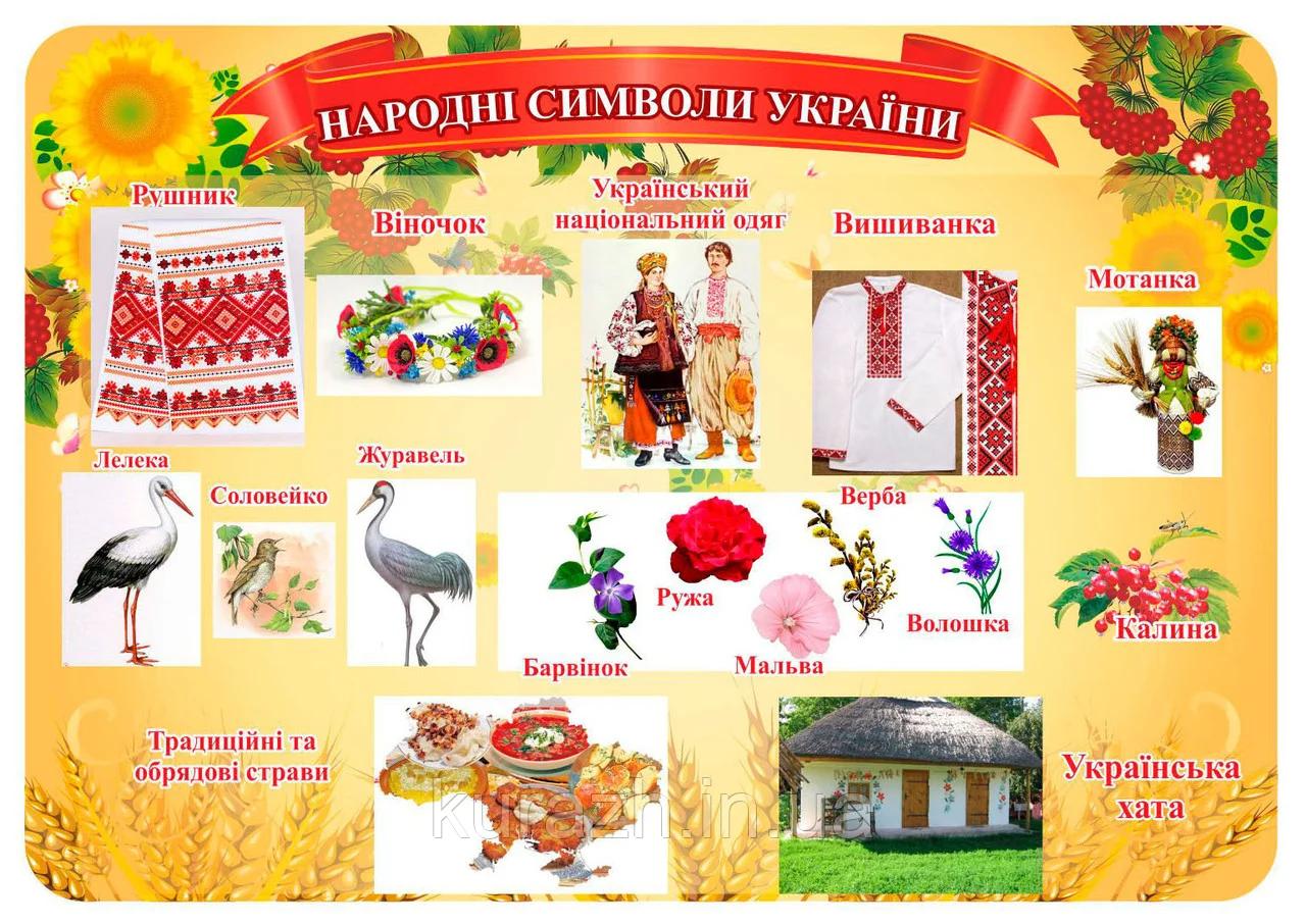 Народні символи України